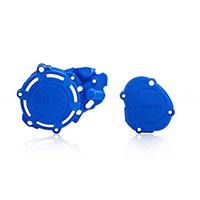 Cárter Acerbis X-Power Yamaha Yz 125 azul