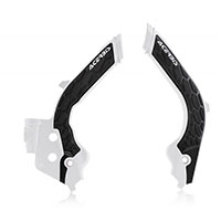 Acerbis X Grip Frame Protector Husqvarna Black