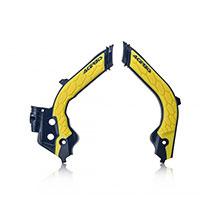 Acerbis X Grip Frame Protector Husqvarna Yellow