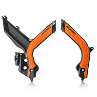 Acerbis X Grip Frame Protection Ktm 2020 Black