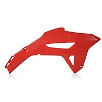 Spoiler Radiatore Acerbis Honda Crf450r 21 Rosso