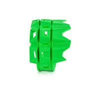 Acerbis Silencer Protector Green