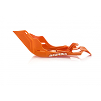 Sottomotore Acerbis Ktm Sx 125 Arancio 2