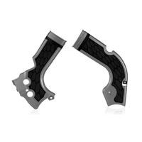 Acerbis Protezione Telaio X - Grip Kawasaki Kxf 450 09/17 Grigio