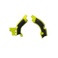 Acerbis Protezione Telaio X - Grip Suzuki Rmz 450 08/17 Giallo/nero