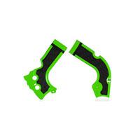 Acerbis Protezione Telaio X - Grip Kawasaki Kxf 450 09/17 Verde