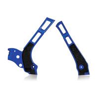 Acerbis Protezione Telaio X - Grip Yamaha Yz-wr 125 250 06/17 Blu