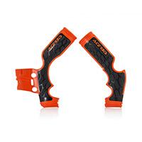 Acerbis X-grip Sx 65 Frame Protector Orange 2