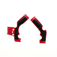 Acerbis X-grip Sx 65 Frame Protector Red