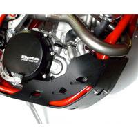 Meca'system Piastra Paramotore Enduro Pehd Ktm Exc 125