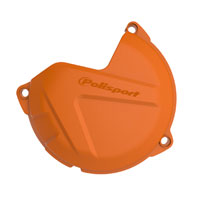 Polisport Clutch Cover Protection Husaberg Ktm 250-350 4t 13/16 Orange