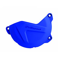Polisport Clutch Cover Protection Yamaha Wrf Yzf 250 16 Blue