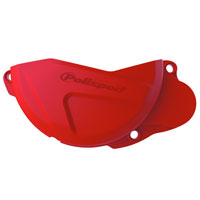 Polisport Clutch Cover Protection Honda Crf 450 R 10/16 Red