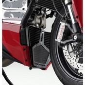 Rizoma Ra500b Copri Radiatore  Ducati Streetfighter Nero