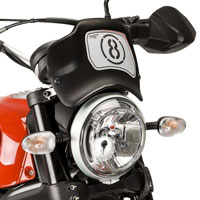 Puig Frontal Plate For Ducati Scrambler