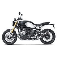 Akrapovic R Ninet Slip-on (black)