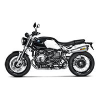Akrapovic Bmw R Nine-t Linea Slip On Alto (titanio)