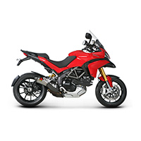 AKRAPOVIC S-D12SO1-HAPT SLIP-ON TITANIUM DUCATI MULTISTRADA 1200 / 1200S - 3