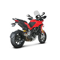 AKRAPOVIC S-D12SO1-HAPT SLIP-ON TITANIUM DUCATI MULTISTRADA 1200 / 1200S - 4