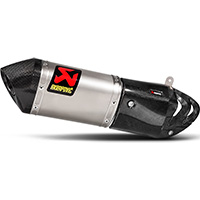 Akrapovic S-d12so6-hapt Ducati Multistrada 1200 2015