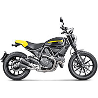 Akrapovic Slip-on Line (titanium) Ducati Scrambler