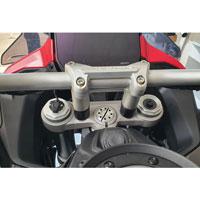 Cnc Alzamanubrio H30 Ducati Multistrada V4 Nero
