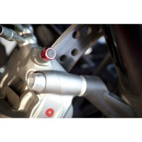 Cnc Racing Ks250r Bleed Valve Red
