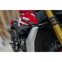 Cnc Racing Alette In Carbonio Ducati Streetfighter V4