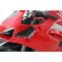 Cnc Racing Gp Winglets Ducati Panigale V4 Black