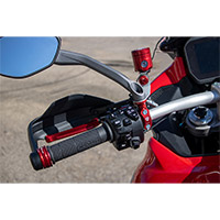 Cnc Racing Cv020 Left Clamp Red