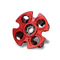 Cnc Racing Sp204 Pressure Plate Red