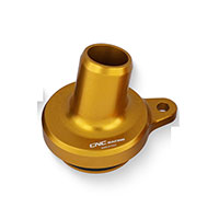 Cnc Racing Breather Valve Ducati Gold