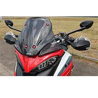 Cnc Racing Sport Carbon Windscreen Mts V4 Gloss