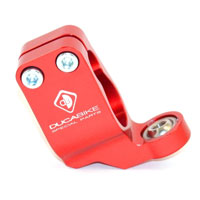 Ducabike Collar Ohlins Steering Red