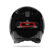 Cosmo Moto Connect Brake Light Matt Black