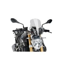 Puig Naked N.g. Sport Screen Bmw R1200 R 15-17 Clear