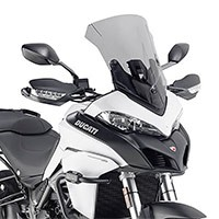 Givi Specific Windscreen Smoke Ducati Multistrada 950(17) - 1200 (15-17)