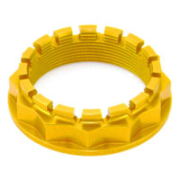 Ducabike Nut Sprocket Carrier Ducati Motor Gold