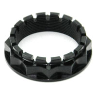 Ducabike Nut Sprocket Carrier Ducati Motor Black
