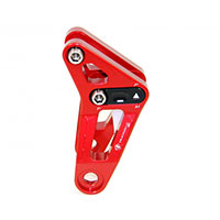 Ducabike Rear Link Suspension Red