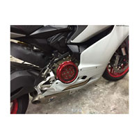 Ducabike Coperchio Frizione Panigale 1199 Rosso - 3