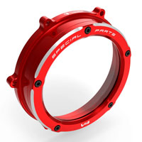 Clutch Cover Ducabike Panigale V4 Red Red