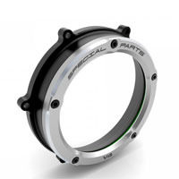 Clutch Cover Ducabike Panigale V4 Clear Black