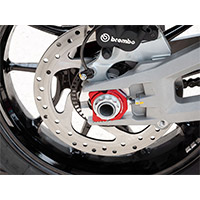 Ducabike Ctc01 Mtsv4 Chain Adjuster Kit Red