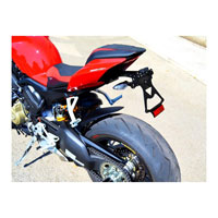 Ducabike Adjustable License Plate Holder Ducati V4