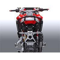 Portatarga Ducabike Prt14 Ducati Mts V4 Nero