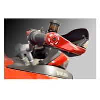 Ducabike Protège-mains Ducati Mts Rouge