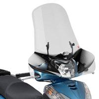 Givi Cupolino 308a+kit Di Attacchi A1100a