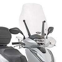 Givi Cupolino D1155st Honda Sh125i-150i (17-18)