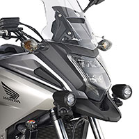 Givi Ls1146 Specific Fitting Kit For Mounting The S310 Or S321 Spotlights